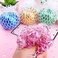Шарики для сжимания для беспокойства и стресса для взрослых эластичные против стресса успокаивающий шарики мягкий мячик