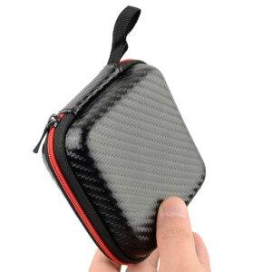 Image 5 - Mini Bag Portable Shockproof Storage box Compact waterproof Case For Gopro Hero 9 8 7 6 5 4 3 SJCAM Xiaomi Yi 4K Action Camera