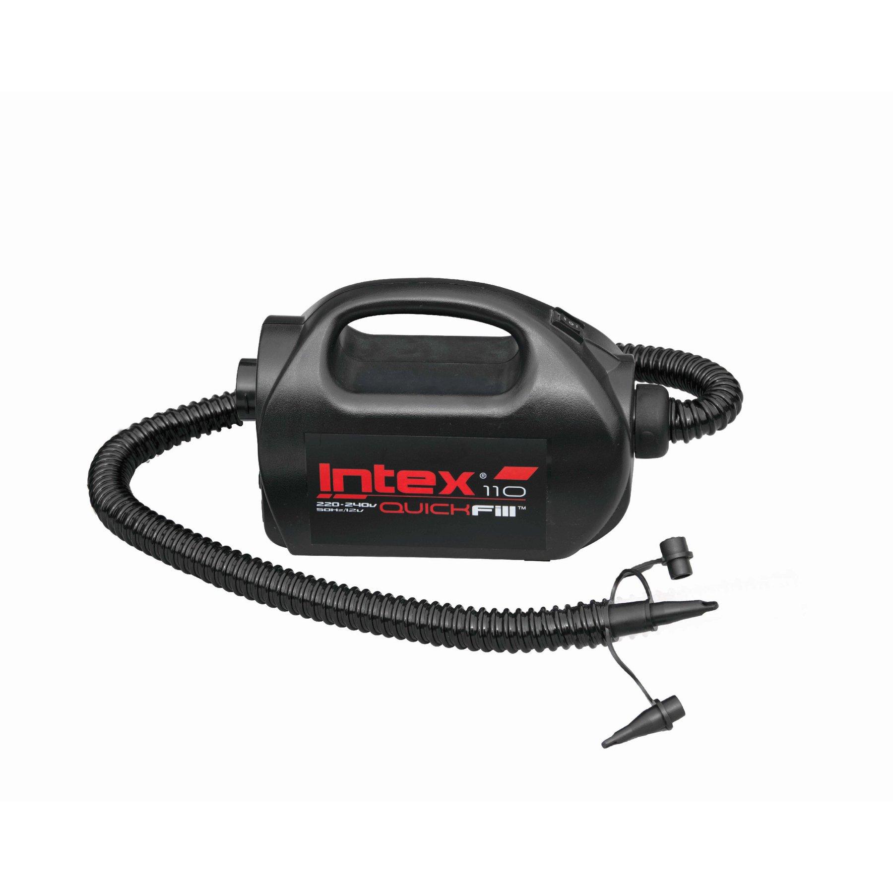 Pump Electric 220-240 V, AC, Rapid Filling, Intex, Item No. 68609