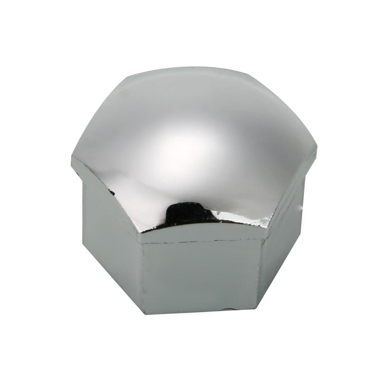 20pcs 17mm Wheel Nut Bolt Head Cover Cap Protective Bolt Caps Exterior Decoration Protecting Bolt Rims