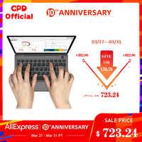 GPD P2 Max Mini Laptop Ultrabook Computer Slim PC Netbook 16GB + 512GB 8.9 Inch IPS Touch Screen Intel Core m3-8100Y Windows 10