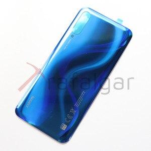 Image 2 - מקורי חדש לוח אחורי עבור Xiaomi Mi A3 חזרה סוללה כיסוי Mi CC9e אחורי שיכון דלת זכוכית מקרה עבור Xiaomi mi A3 סוללה כיסוי