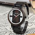 Relogio BOBO VOGEL Holz Uhr Männer Quarz Armbanduhren Neue Design Uhren Für Männer und Frauen Holz Uhr Geschenk C Q19-in Quarz-Uhren aus Uhren bei