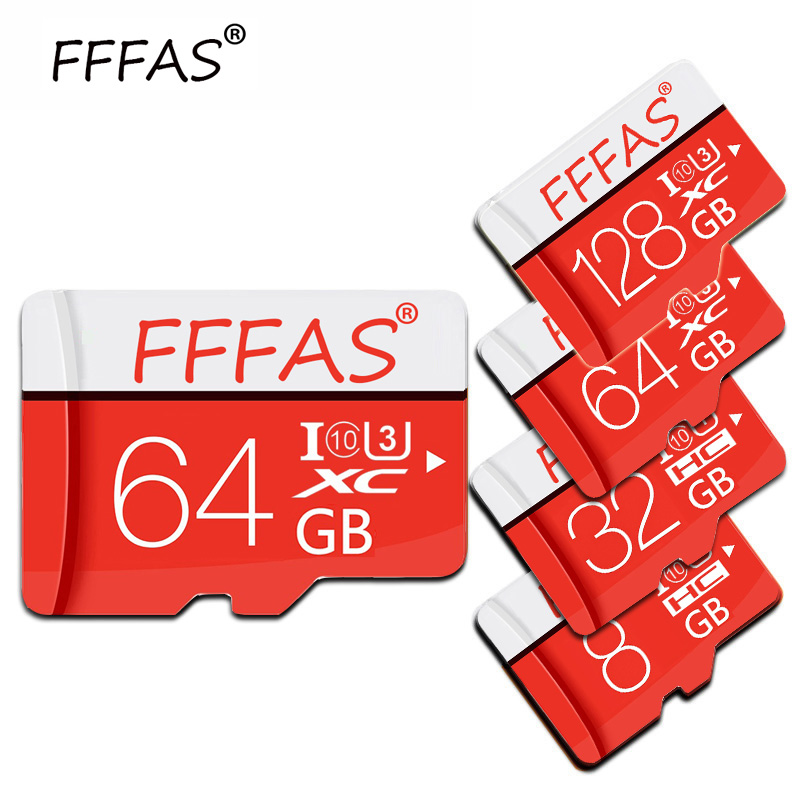 Wholesale Micro Sd 32GB Flash Memory Card 8GB 64GB 128GB SDXC Class10 16GB UHS-1 High Speed TF Card For Smartphone Tablet