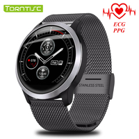 Torntisc Z03 Smart Watch Men ECG PPG Heart Rate Blood Pressure Share Real time Data with Families Smartwatch Waterproof IP68