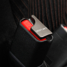 1PC Hidden Car safety seat belt buckle clip car accessories For Smart fortwo 451 453 450 forfour