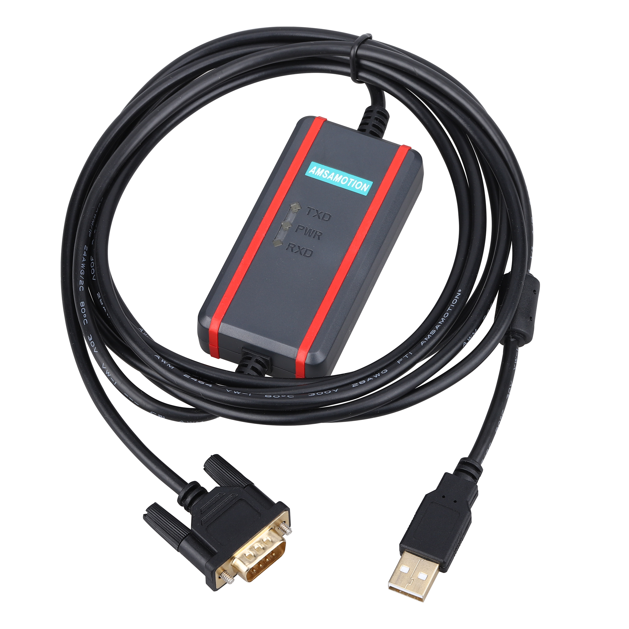 Isolated Programming Cable 6ES7972-0CB20-0XA0 For S7-200//300//400 PLC USB-MPI PPI