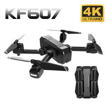 New Multifunctional KF607 Drone with FPV Wifi 4K / 1080P HD Dual Camera Optical Flow Quadcopter VS SG106 visuo xs816