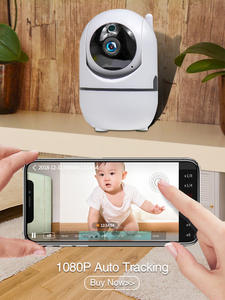 Baby-Monitor Camera Nanny Cam Phone Audio-Video Cry-Alarm Motion-Detection Home-Security