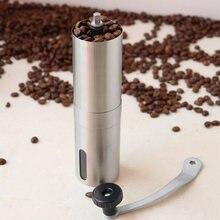 Manual coffee grinder mini stainless steel hand manual handmade