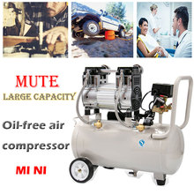 Air compressor 550w MINI Inflator,air pump,220v/50hz Air compressors for woodworking, medical, auto repair,air compressor replacement air compressor spares for compressors thermostat valve kit 1619 7560 00