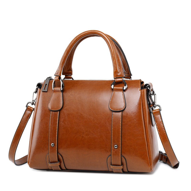 Fashion Women Leather Handbags Female Genuine Leather Shoulder Crossbody Bags for Women Tote Handbags Ladies Hand Bags New C1179