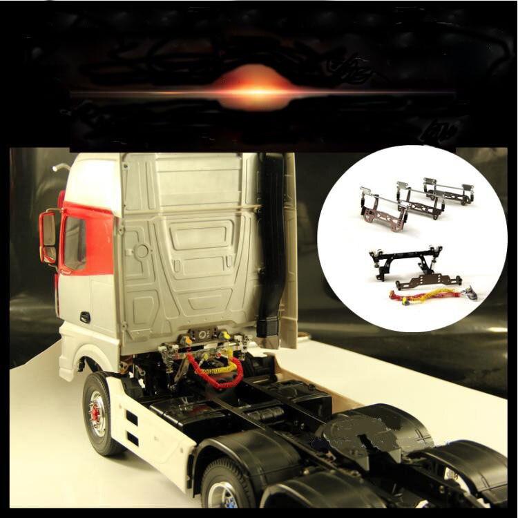 Hercules Spare Lifting Parts for 1//14 RC DIY TAMIYA Truck Dumper Trailer Model