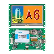 4.3 inch TFT LCD Display Touch Screen Module for Arduino/ PIC/ ARM/ Any Microcontroller
