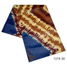 Chất Lượng Cao Thời Trang Châu Phi 100% Polyester Bazin Riche Phối Ren Cho Áo Cưới Thụy Sĩ Dạ Nỉ Phối Ren 1319