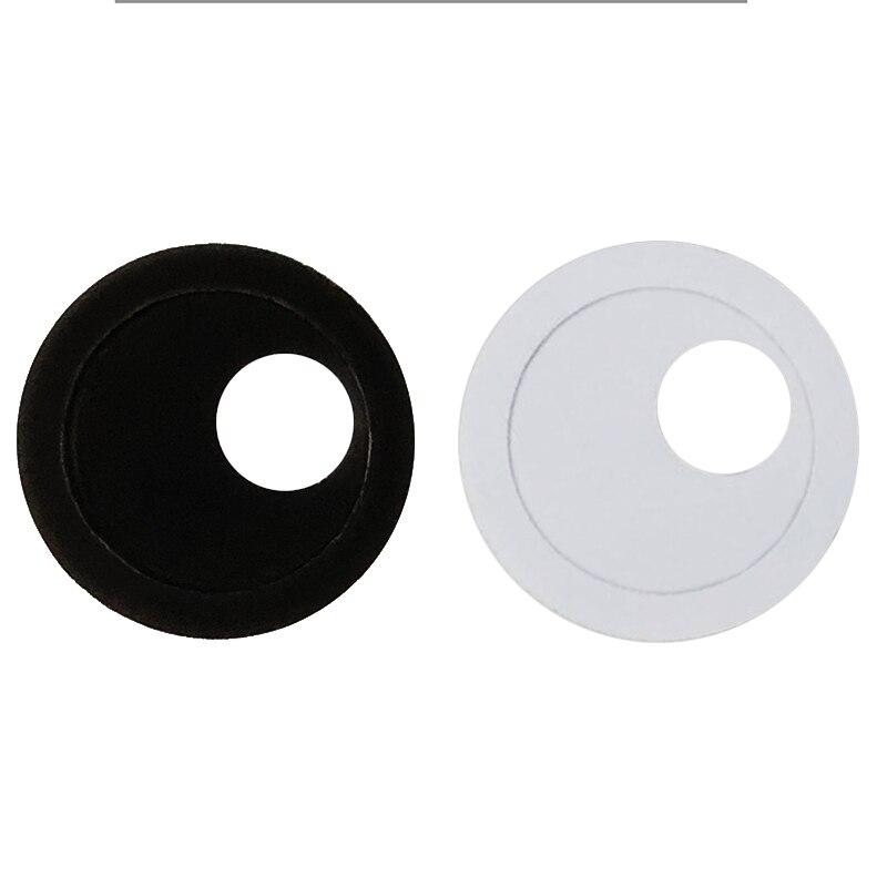1/3 шт круглая Поворотная веб камера крышка объектива камеры
