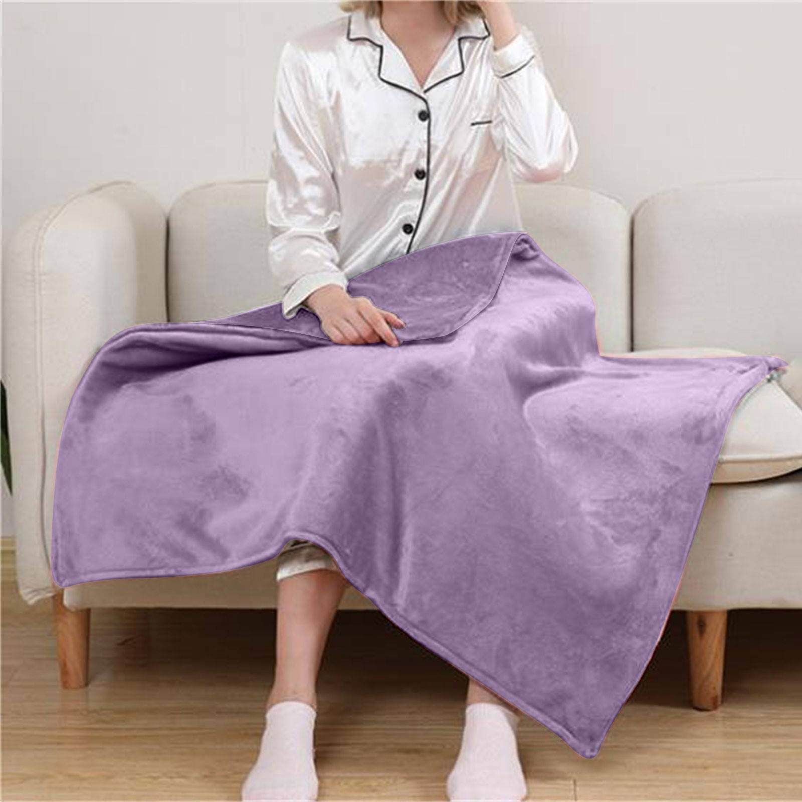 Provided Electric Blanket Body Warmer Winter Single Heated Blanket Usb Portable Soft Heating Blanket Warmer Heater Carpet Heaters Pad Comfortable And Easy To Wear
