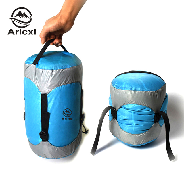 Outdoor Sleeping Bag Pack Compression Stuff Sack High Quality Storage Carry Bag Sleeping Bag Accessories 1