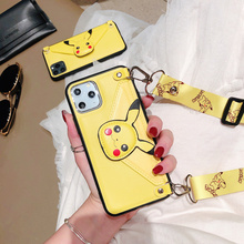 Cute cartoon envelope phone case for iPhone 6S 7 8Plus X XS MAX XR 11Pro MAX FHX 14R for Apple AirPods 1/2/Pro headphone cases