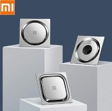 Xiaomi Square Round Washing Machine Deodorant Floor Drain Bathroom kitchen 304 Stainless Steel Large Flow Drainer