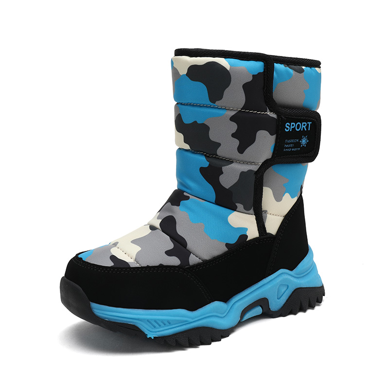 Зимние ботинки для малышей; Удобные цвета; Повседневные Зимние непромокаемые ботинки для мальчиков и девочек; Детская зимняя обувь; Tenis Infantil...