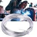 2,00 мм * 3 м/5 м порошковая проволока переохлаждения алюминиевый сварочный припой стержни провода электрод для сварки N12 20 Прямая поставка