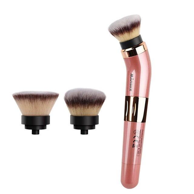 Practical Electric Puff Pore Cleaner Blush Powder Vibrating Makeup Brush Beauty Makeup Tool 3