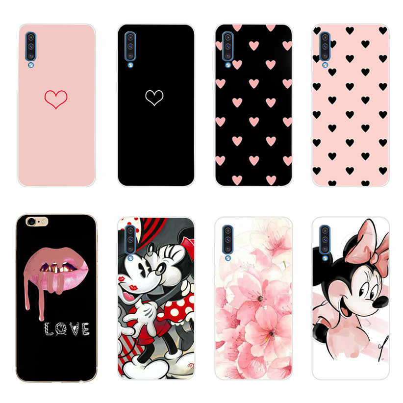 Case For Samsung Galaxy A10 Phone Case Soft Cover For Samsung GalaxyA10 A 10 20 30 40 50 70 A70 A50 A20 A30 2019 Cases