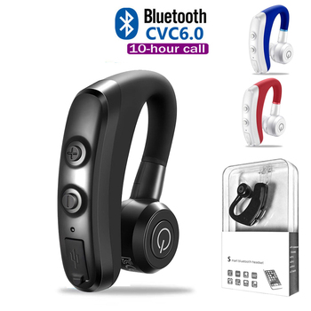 K5 Handsfree Bluetooth Earphone Car Wireless Headsets Phone Earphones Headphones With Mic Cordless