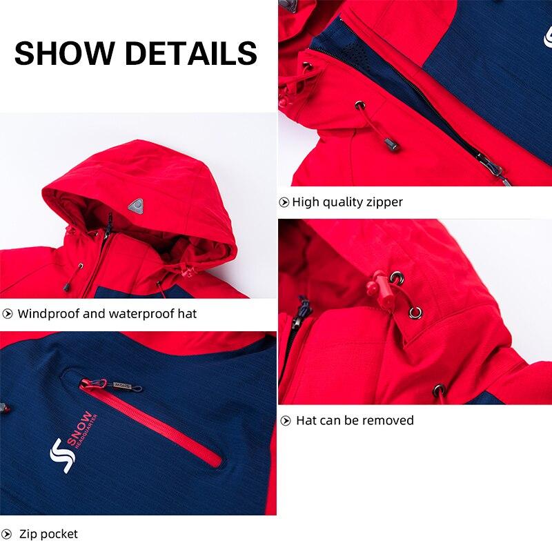 Men Ski Suit  4