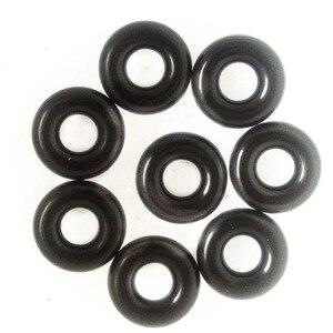 Image 2 - Tutta la vendita di alta qualità 50 pezzi di gomma oring sigilli per Toyota GDI Iniettore (AY O2221)