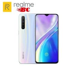 Yeni orijinal Realme için X2, 30W hızlı şarj telefon 6GB 64GB, cep Telefoon Snapdragon 730G 64MP dört kamera 6.4''
