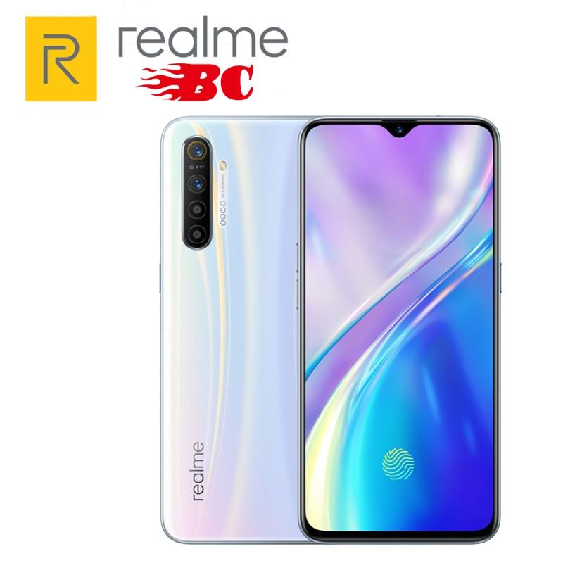 Original novo realme x2, 30w carregador rápido telefone 6gb 64gb, moblie telefone snapdragon 730g 64mp quad camera 6.4 camera