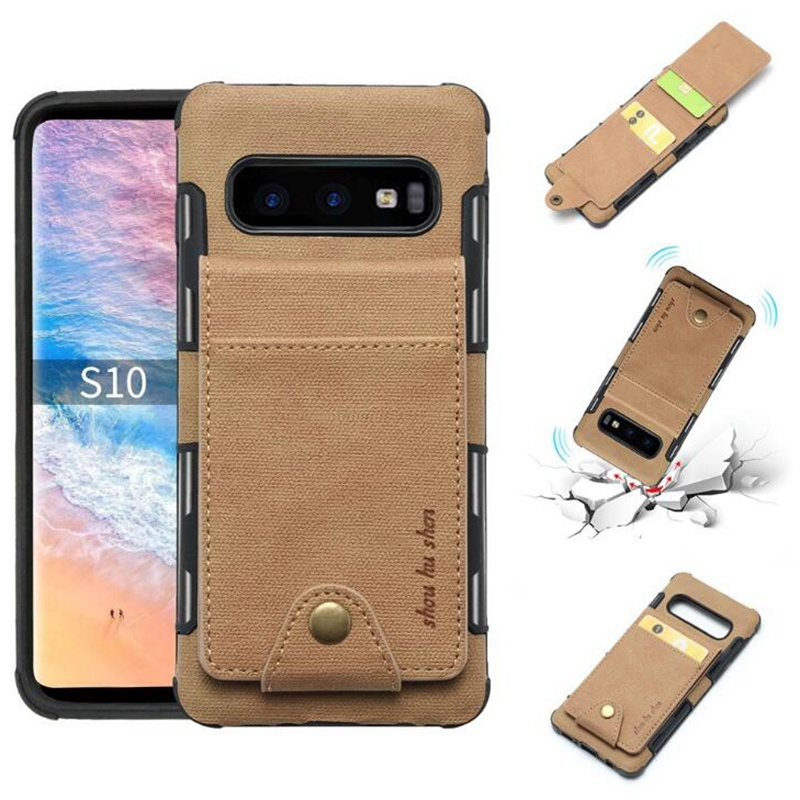 Case For Samsung S10 5G A5 A7 A3 2017 M10 M20 M30 A20 PU Leather Coque Cover For Samsung Galaxy s8 s9 s10 plus <font><b>s105G</b></font> note 8 Case image