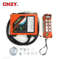 Hanging wireless remote control H208 one button dual speed industrial emergency remote control switch with emergency stop chain