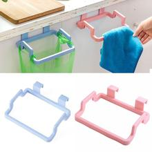 1pc Creative Foldable Hanging Cupboard Cabinet Storage Holder Can Bag