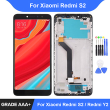 For Xiaomi Redmi S2 LCD Display Touch Screen Digitizer Assembly Repair Parts for Xiaomi Redmi S2 Y2 Display Frame Replacement цена и фото