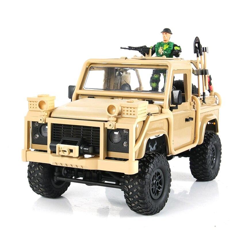 1:12 RC грузовик 4WD гусеничный внедорожник модель автомобиля авто игрушки 2,4 ГГц Рок Гусеничный Радиоуправляемый грузовик автомобили
