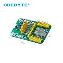 EFR32 Test Board USB Port 2.4GHz ZigBee 3.0 E180-ZG120B-TB Test Kit for Smart Home E180-ZG120B Transceiver Module