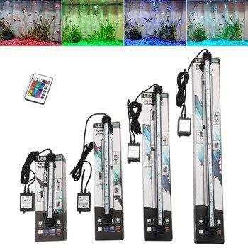 Светодиодный водонепроницаемый светильник для аквариума 5050 SMD