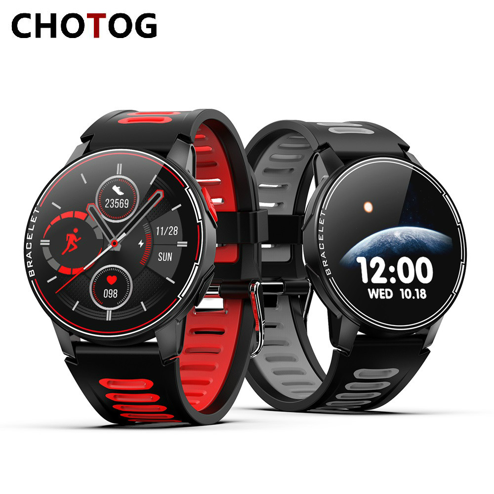 Водонепроницаемые Смарт часы IP68, Bluetooth 5,0, полностью сенсорные, с монитором сердечного ритма, Смарт часы для женщин 2020, Смарт часы для Android и IOS|Смарт-часы|   | АлиЭкспресс