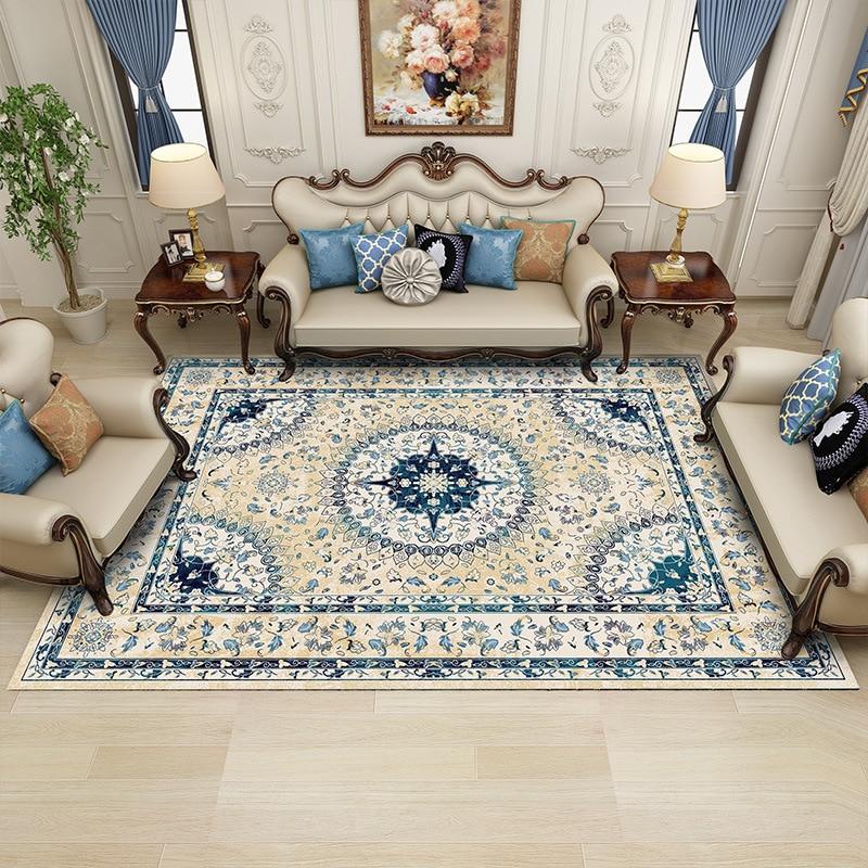Persian Carpet Tapis Salon Rug, Bathroom Floor Rugs