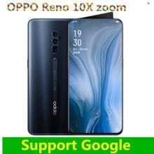Original Oppo Reno 10x zoom Mobile Phone Snapdragon 855 6.6