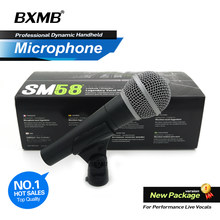 New Package!! Grade A Professional SM58 Wired Microphone Cardioid SM58LC Dynamic SM 58 Mic for Karaoke Live Vocals Stage Studio