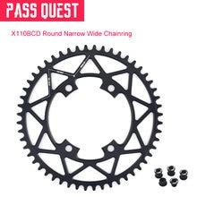 Pass quest 110bcd цепь колеса дорожный велосипед узкая и широкая