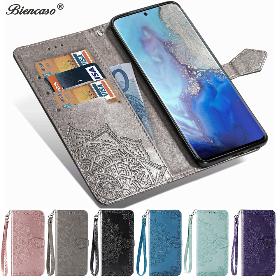 3D Mandala Flip Case For LG Q9 Case LG G8 Thinq Q7 X Prower 2 G7 ONE FIT Q Stylo Premier Pro LTE K40 K50S Back Cover Stand Coque