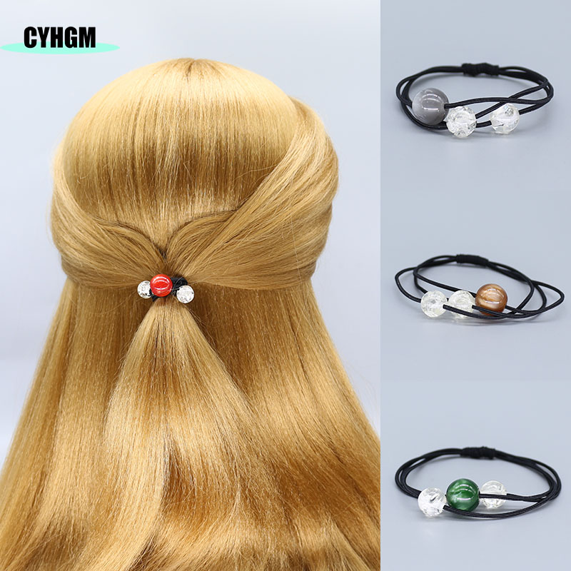 Hair Ties Elastic Hair Bands Satin Scrunchie Turbantens Frida Kalho Girls Women Hair Accessoires Para El Pelo Mujer F03-2