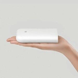 Image 4 - Xiaomi mijia AR מדפסת 300dpi נייד תמונה מיני כיס עם נתח DIY 500mAh תמונה מדפסת כיס מדפסת עבודה עם mijia