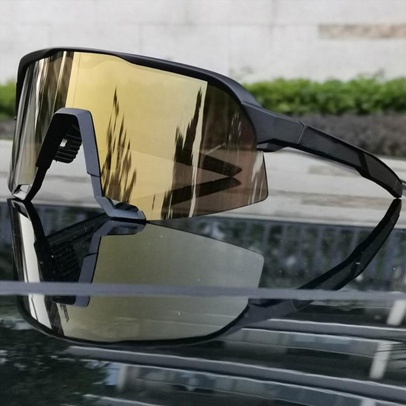 S3 스포츠 사이클링 안경 야외 스포츠 선글라스 Peter Limited 자전거 안경 Speedcraft SL Mountain Bicycle Eyewear