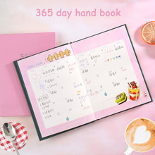 2020 Planner A5 Agenda Notebook Creative Journals Student Diary Monthly plan Hard Cover DIY 365 Organizer Schedule Stationery pu leather calendar agenda journals planner organizer daily planner notebook notebook cover a5 diary